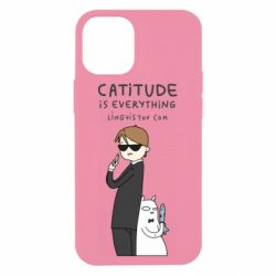 Чехол для iPhone 12 mini Catitude
