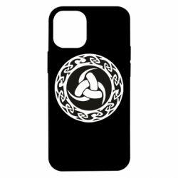 Чохол для iPhone 12 mini Celtic knot circle