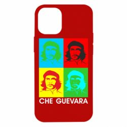 Чохол для iPhone 12 mini Che Guevara 4 COLORS