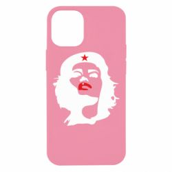 Чохол для iPhone 12 mini Che Guevara girl