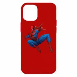 Чохол для iPhone 12 mini Людина павук