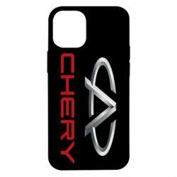 Чехол для iPhone 12 mini Chery Logo