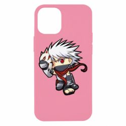 Чохол для iPhone 12 mini Chibi Kakashi Hatake