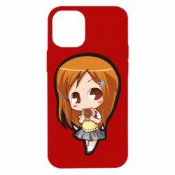 Чохол для iPhone 12 mini Chibi Orihime Bleach