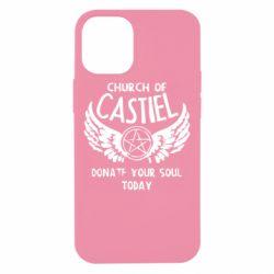 Чохол для iPhone 12 mini Church of Castel