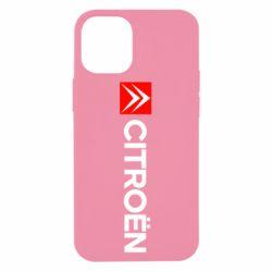 Чохол для iPhone 12 mini Citroë\