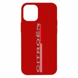 Чохол для iPhone 12 mini Citroen Спорт