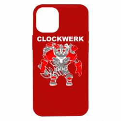 Чохол для iPhone 12 mini Clockwerk