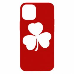 Чехол для iPhone 12 mini Clover