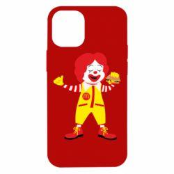 Чохол для iPhone 12 mini Clown McDonald's