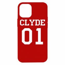 Чехол для iPhone 12 mini Clyde 01