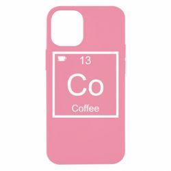 Чохол для iPhone 12 mini Co coffee