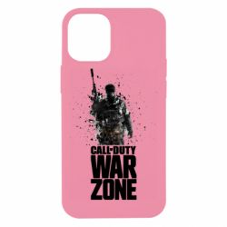 Чехол для iPhone 12 mini COD Warzone Splash