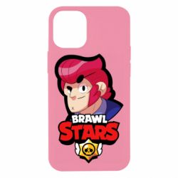 Чехол для iPhone 12 mini Colt from Brawl Stars
