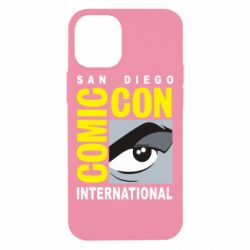Чохол для iPhone 12 mini Comic-Con International: San Diego logo