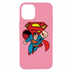 Чохол для iPhone 12 mini Comics Superman
