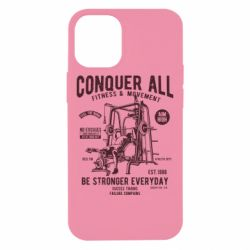 Чохол для iPhone 12 mini Conquer All
