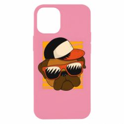 Чохол для iPhone 12 mini Cool pug