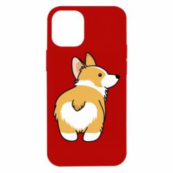 Чохол для iPhone 12 mini Corgi back