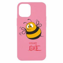 Чехол для iPhone 12 mini Crazy Bee