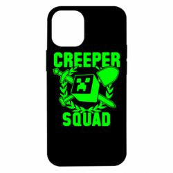 Чехол для iPhone 12 mini Creeper Squad