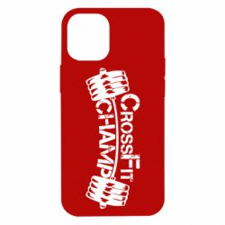 Чехол для iPhone 12 mini CrossFit Champ