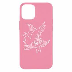 Чохол для iPhone 12 mini Cry Baby bird cries