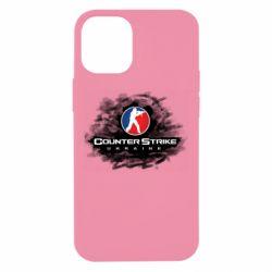 Чехол для iPhone 12 mini CS GO Ukraine black