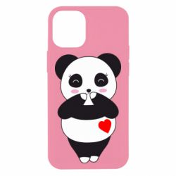 Чохол для iPhone 12 mini Cute panda