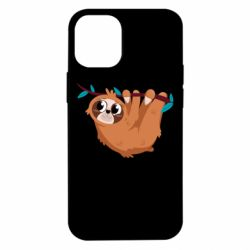 Чохол для iPhone 12 mini Cute sloth