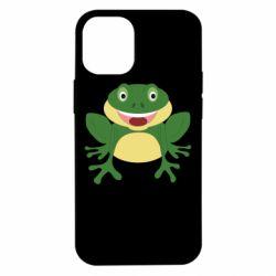 Чехол для iPhone 12 mini Cute toad