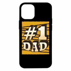 Чехол для iPhone 12 mini Dad number one