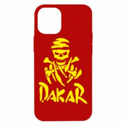 Чехол для iPhone 12 mini DAKAR LOGO
