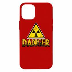 Чохол для iPhone 12 mini Danger icon