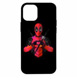 Чохол для iPhone 12 mini Deadpool Love