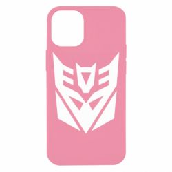 Чохол для iPhone 12 mini Decepticons logo