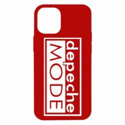 Чохол для iPhone 12 mini Depeche Mode Rock