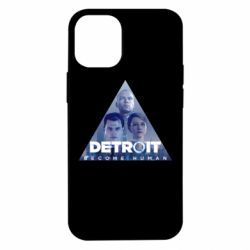 Чохол для iPhone 12 mini Detroit: Become Human