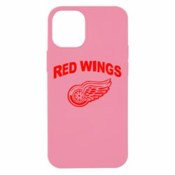 Чохол для iPhone 12 mini Detroit Red Wings