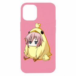 Чохол для iPhone 12 mini Дівчинка з курчам