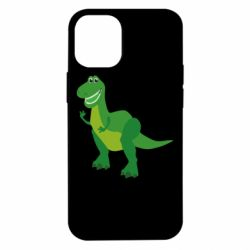 Чехол для iPhone 12 mini Dino toy story