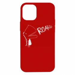 Чохол для iPhone 12 mini Dinosaur roar