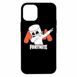 Чохол для iPhone 12 mini Dj Marshmello fortnite dab