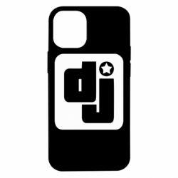 Чехол для iPhone 12 mini DJ star