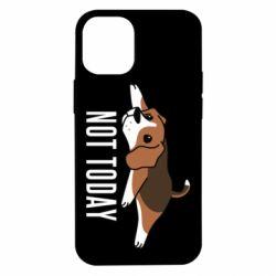 Чехол для iPhone 12 mini Dog not today