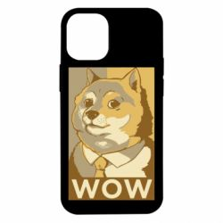 Чохол для iPhone 12 mini Doge wow meme