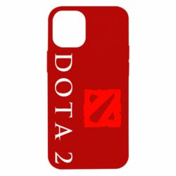 Чехол для iPhone 12 mini Dota 2