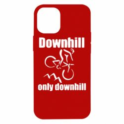 Чохол для iPhone 12 mini Downhill,only downhill