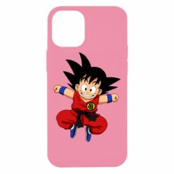 Чохол для iPhone 12 mini Dragon ball Son Goku