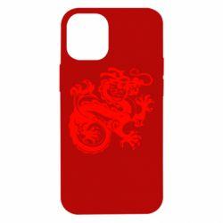 Чехол для iPhone 12 mini Дракон